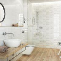 Sandwood Naris koupelna