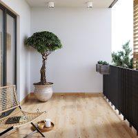 Sandwood balkón