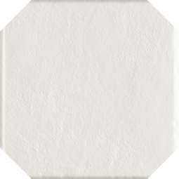 Modern Bianco Octagon