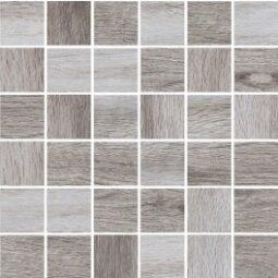 Dlažba Mattina Bianco Rektifikovaná Mozaika 29,7x29,7