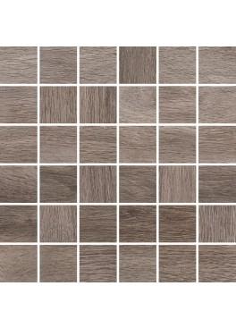 Dlažba Mattina Grigio Rektifikovaná Mozaika 29,7×29,7