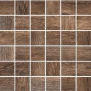 Dlažba Mattina Marrone Rektifikovaná Mozaika 29,7×29,7