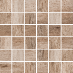 Dlažba Mattina Sabbia Rektifikovaná Mozaika 29,7x29,7