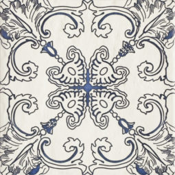 Obklad nebo dlažba Sevilla Azul Dekor A 19,8x19,8