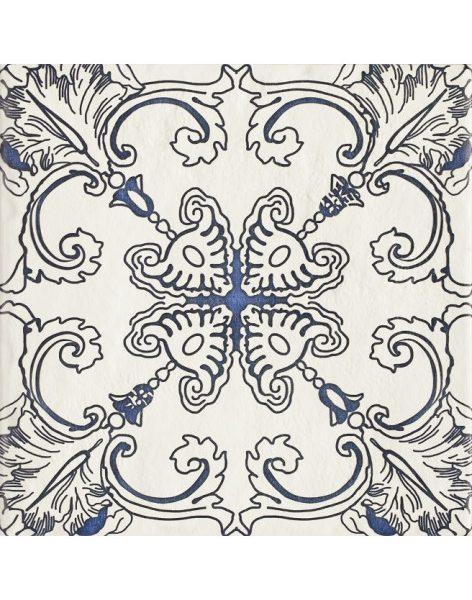 Obklad nebo dlažba Sevilla Azul Dekor A 19,8×19,8