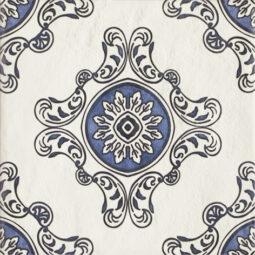 Obklad nebo dlažba Sevilla Azul Dekor B 19,8x19,8