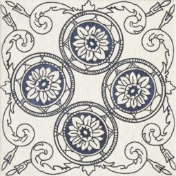 Obklad nebo dlažba Sevilla Azul Dekor C 19,8x19,8