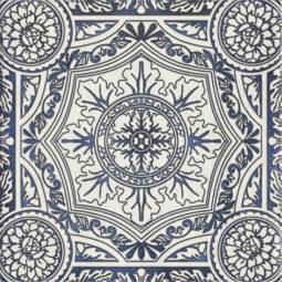 Obklad nebo dlažba Sevilla Azul Dekor E 19,8x19,8