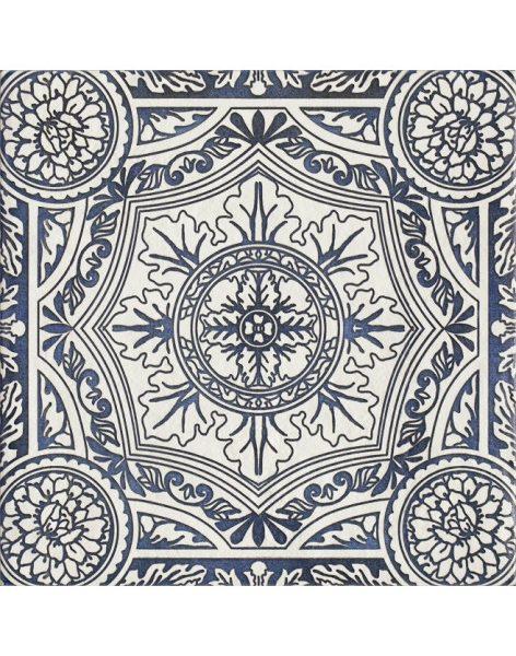 Obklad nebo dlažba Sevilla Azul Dekor E 19,8×19,8