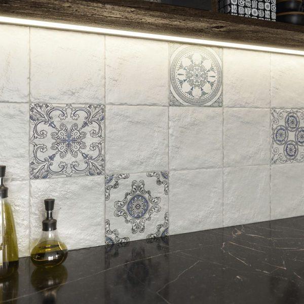 Sevilla kuchyně detail
