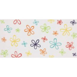 Dekor flower 20x40 Happy