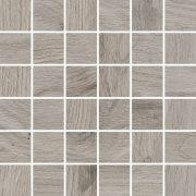 Dlažba Acero Bianco Mozaika 29,7×29,7 Rektifikovaná