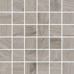Dlažba Acero Bianco Mozaika 29,7x29,7 Rektifikovaná