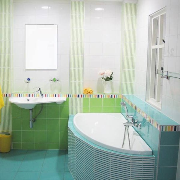 Happy koupelna