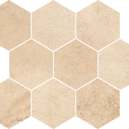 Mozaika Sahara Hexagon