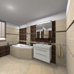 Koupelna Amazonia