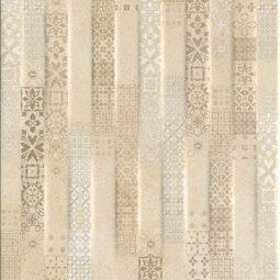 obklad nivio beige mat patchwork 29,7x60