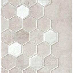 Dekor Magnetia hexa B 25x36