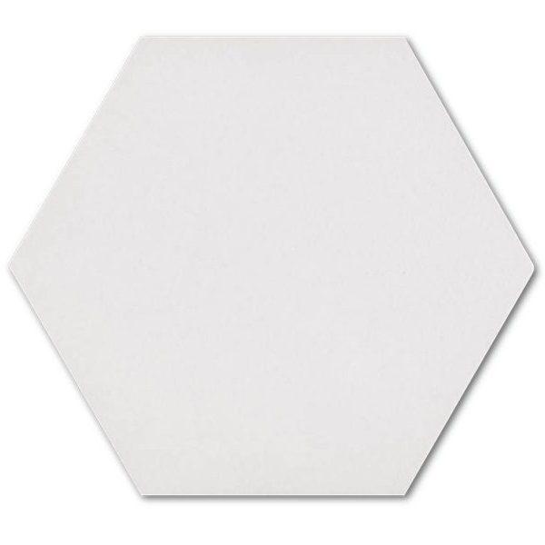 Dlažba Porto White Hex.22×25