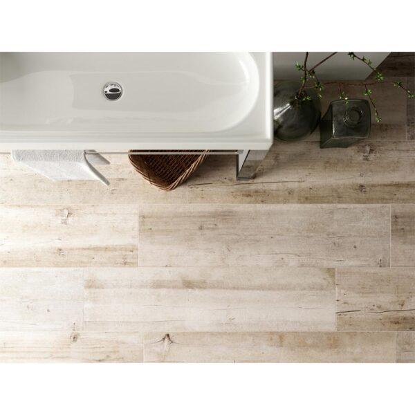 Koupelna Mattina sabbia 19,3×120,2cm