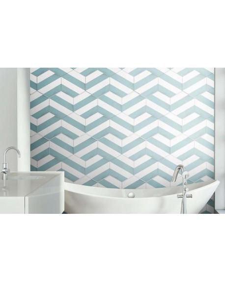 Koupelna Porto Capri Agua Hex. 22×25