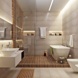 Koupelna Oregon