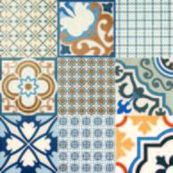 Dlažba Logos JET azul 60x60
