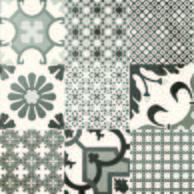 Dlažba Logos JET negro 60x60