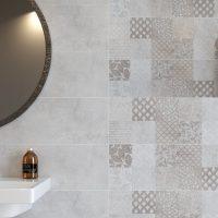 Koupelna Snowdrops Dekor patchwork