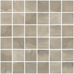 Mozaika Wooden Birch 30x30