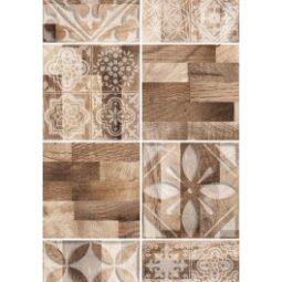 Dekor Tampere patchwork 20x40