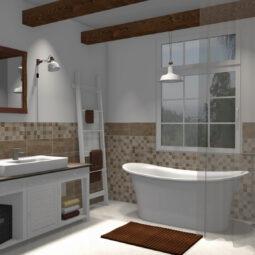 Koupelna Segovia