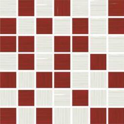 Mozaika Funny burdeos mix 20x20