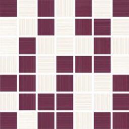 Mozaika Sandrine malva 20x20
