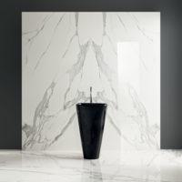 Dlažba Specchio Carrara pol1
