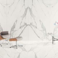 Dlažba Specchio Carrara sat1