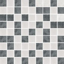Mozaika Prestige antracita mix 25x25