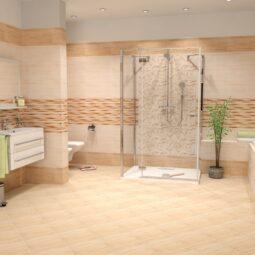 Koupelna Malaga