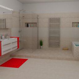 Koupelna Pascal