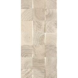 Dekor Daikiri beige Kostki STR Rekt. 25x75