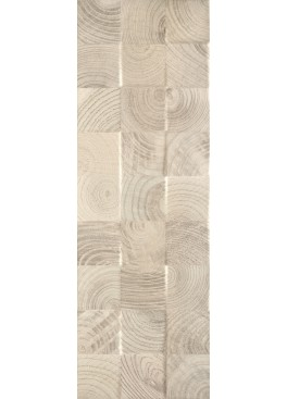 Dekor Daikiri beige Kostki STR Rekt. 25×75