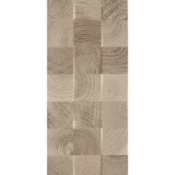 Dekor Daikiri brown Kostki STR Rekt. 25x75