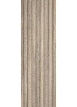 Dekor Daikiri brown Pasy STR Rekt. 25×75