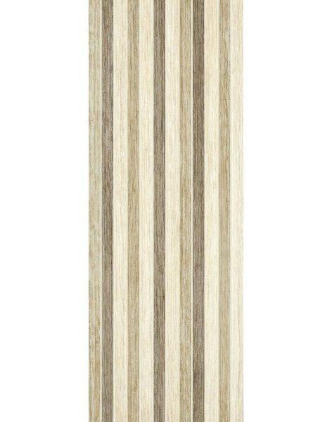 Dekor Matala Lines beige Rekt. 25×75