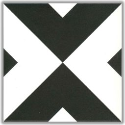 Dlažba Petit arthur dek.15x15