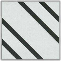 Dlažba Petit tony gris dek.15x15