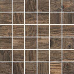 Dlažba Cortone marrone mozaika 29,7x29,7