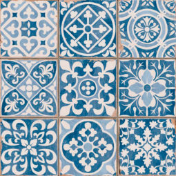 Dlažba FS Faenza azul 33x33