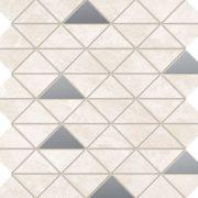 Mozaika Harion bílá 29,6×29,8