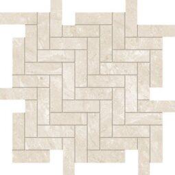 Mozaika Sarda bílá 29,8x29,8